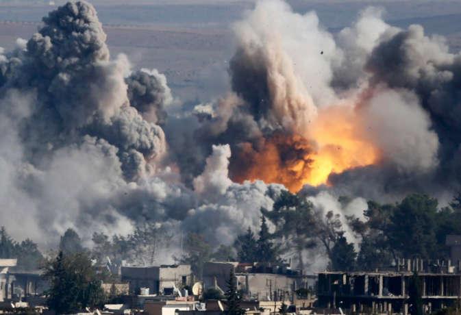 सऊदी अरब ने यमन में किया हवाई हमला, 10 नागरिकों की मौत