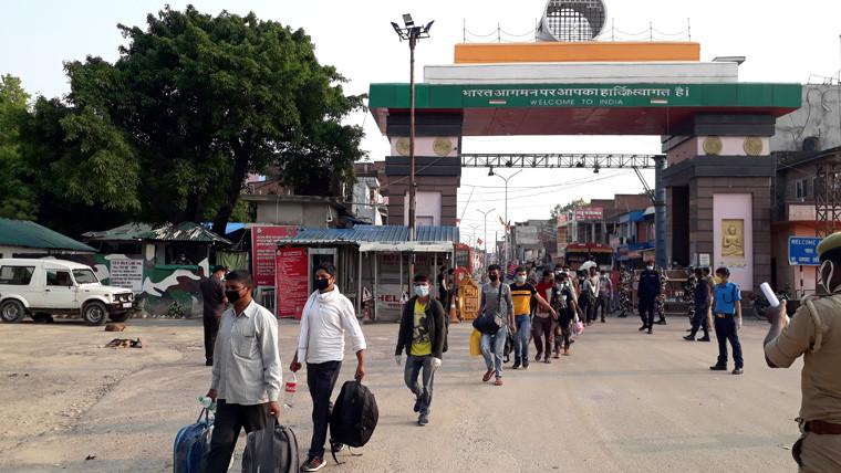 अब भारत-नेपाल सीमा पर अवैध रूप से भारत आने वालों को माना जायेगा घुसपैठी, सरकारी ने जारी किया अलर्ट। .