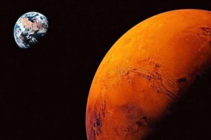 आज की रात अंतरिक्ष में होगा 'मंगल', आकाश में दिखेगा अनोखा खगोलीय नजारा,जाने पूरी खबर….