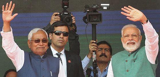 विहार में एक बार फिर DNA की सरकार, लगातार चौथी बार सीएम बनेंगे नितीश कुमार।!!