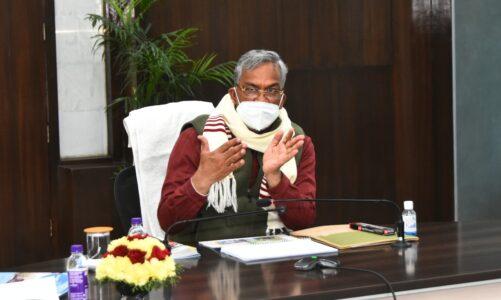 इस बार का बजट सत्र गैरसैंण में आयोजित किया जायेगा : मुख्यमंत्री श्री त्रिवेन्द्र सिंह रावत