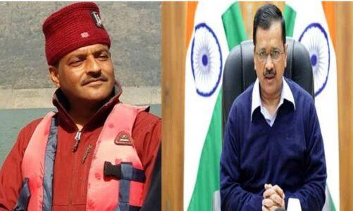 कर्नल अजय कोठियाल आखिरकार उतरे आम आदमी पार्टी की राजनितिक में