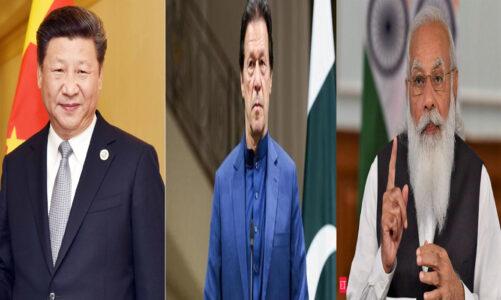 भारत ने चीन और पाकिस्तान को सख्त चेतावनी दी;  भारत के अंदरूनी मामलों में दखलअंदाजी करना करें बंद