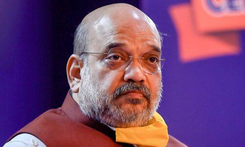 केंद्रीय गृहमंत्री अमित शाह आज मध्य प्रदेश के दौरे पर; जाने पूरी खबर
