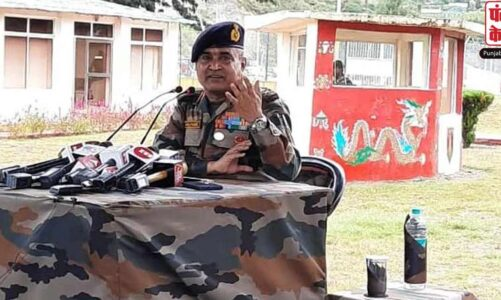 पूर्वी सेना कमांडर लेफ्टिनेंट जनरल मनोज पांडे ने कहा कि भारत ने पूर्वी क्षेत्र में किसी भी आकस्मिकता से निपटने के लिए योजना तैयार